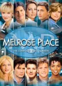 Los DVD´s de Melrose Place