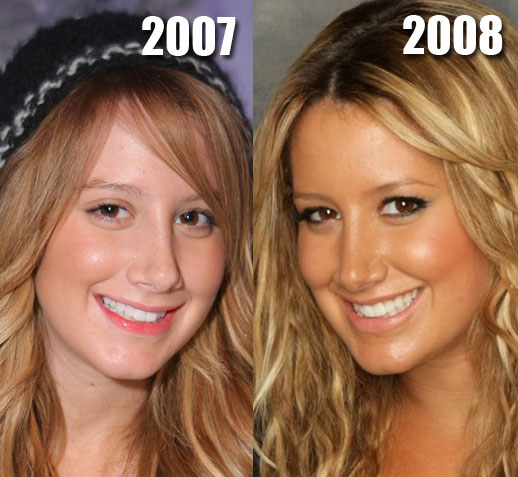 ashley_tisdale_nose_down