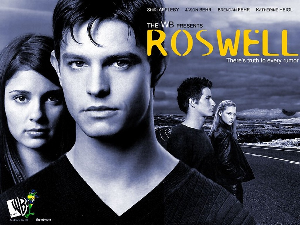 Roswell promo poster