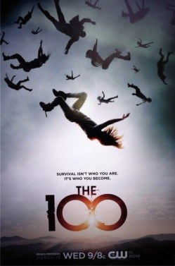 The-100-poster-falling-vertical-400x606