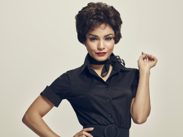 GREASE: LIVE: (L-R): Vanessa Hudgens as Rizzo in GREASE: LIVE airing LIVE Sunday, Jan. 31, 2016 (7:00-10:00 PM ET live/PT tape-delayed) on FOX. Cr: Tommy Garcia/FOX