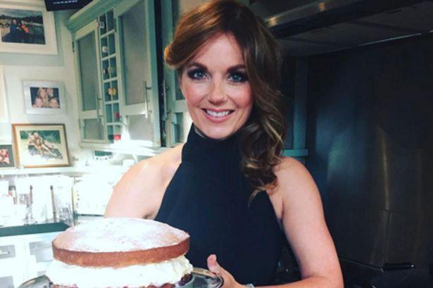 Geri-Halliwell-making-cakes