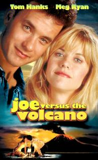 JOE VS. THE VOLCANO, Tom Hanks, Meg Ryan, 1990, (c) Warner Brothers