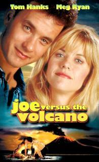 JOE VS. THE VOLCANO, Tom Hanks, Meg Ryan, 1990, (c) Warner Brothers