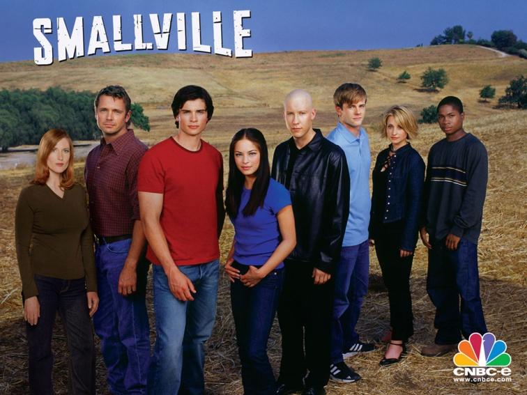 Smallville-tv