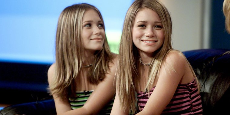 olsen twins mary-kate and ashley olsen