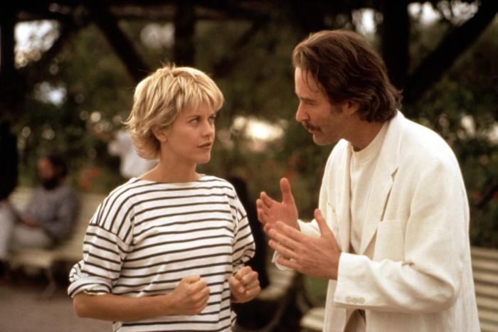 FRENCH KISS, from left: Meg Ryan, Kevin Kline, 1995, TM and Copyright (c) 20th Century Fox Film Corp. All rights reserved. Meg Ryan, Kevin Kline, 1995
