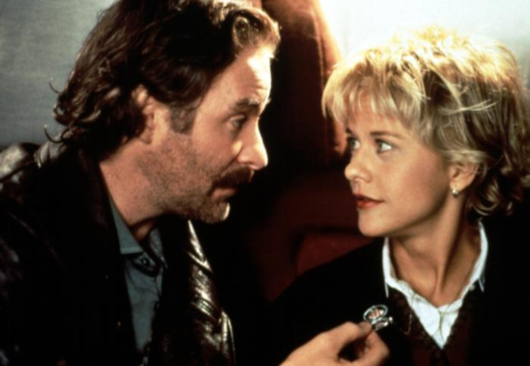 FRENCH KISS, from left: Kevin Kline, Meg Ryan, 1995, TM and Copyright (c) 20th Century Fox Film Corp. All rights reserved. Kevin Kline, Meg Ryan, 1995