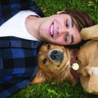 La película de Archie con un perro
