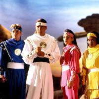 Power Rangers The Movie (1995): Madre del amor hermoso