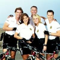 Pacific Blue: Los Vigilantes de la Playa... en bicicleta